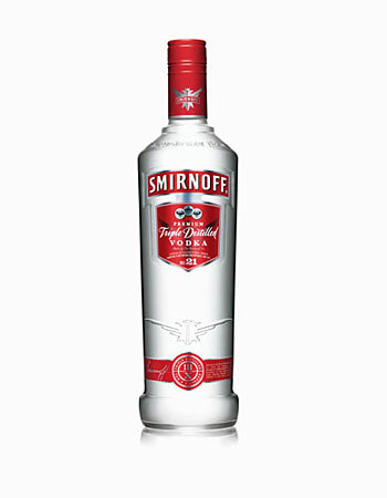 Smirnoff Red - MAI ANH CO., LTD
